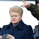 Российские «Искандеры» угрожают половине европейских столиц, — Грибаускайте