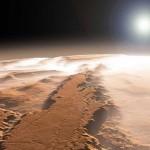 NASA нашло на Марсе занесенную песком космическую станцию (фото)