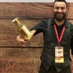 Украинец стал Чемпионом мира по завариванию кофе