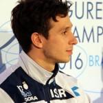 Олимпиада: израильский фигурист выступает успешно