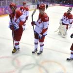 Тяжело без мельдония. Российские хоккеисты на Олимпиаде пропустили 10 шайб, не забив ни одной