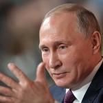Самому уже надоела вот эта возня: Путин отказался от съемок в собственных предвыборных роликах