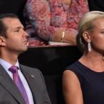 Старший сын Трампа разводится со своей женой