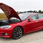 Tesla отзывает больше 100 тысяч электромобилей Model S