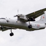 В Сирии разбился российский военный транспортник АН-26