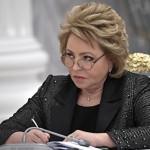 Имя Валентины Матвиенко появилось следи фигурантов «кокаинового дела»