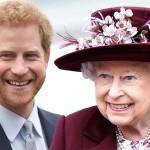 Королева Елизавета II официально одобрила свадьбу принца Гарри и Меган Маркл