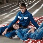 Дети Синди Кроуфорд снялись в забавной рекламе Calvin Klein