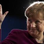 Президент Германии подал кандидатуру Меркель на пост федерального канцлера