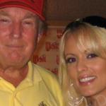 Стало известно сколько заплатил Трамп за интим с порнозвездой