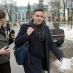 Савченко угрожала депутатам пистолетом и гранатами в зале Верховной Рады