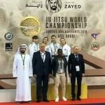 Украинки стали чемпионками мира по джиу-джитсу