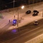 Бандитский Петербург: водитель Хаммера обстрелял полицейский патруль из пистолета