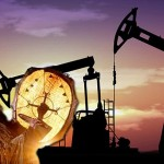 Нефть умеренно дешевеет при росте буровой активности в США