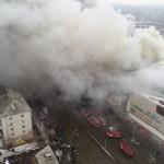 Спасатели нашли пятерых, считавшихся пропавшими во времы пожара в ТЦ в Кемерово