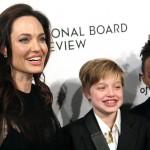 Анджелина Джоли: «Я всегда принимаю ванну в присутствии моих детей»