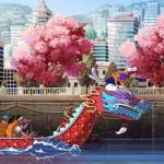 «Самый милый ролик года» — штат Орегон выпустил свою рекламу в стиле Миядзаки (видео)