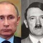 Европейские лидеры уже открыто сравнивают Путина с Гитлером