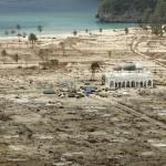 В Индонезии произошло крупное землетрясение
