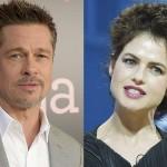 Брэд Питт начал ухаживать за Нери Оксман еще во время развода с Джоли — СМИ