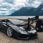 Американцы построили самый быстрый в мире автомобиль для киносъемок.
