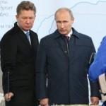 Российские СМИ: транзитом газа в Украину занимались криминальные партнеры Путина