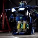 В Японии разработали настоящий автомобиль-трансформер (видео)