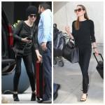 Новая девушка Брэда Питта по просьбе любимого одевается, как Джоли