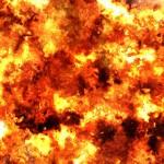 Мощным взрывом на иранской базе в Алеппо убиты 20 человек