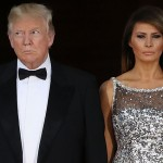 Дональд Трамп не поздравил Меланию Трамп с Днем матери