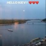 Известный российский актер назвал любимым городом Киев