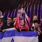 На «Евровидении» победила певица из Израиля