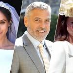 Джордж Клуни танцевал с Меган Маркл и Кейт Миддлтон на вечеринке после королевской свадьбы