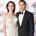 Анджелина Джоли и Брэд Питт не могут поделить детей