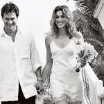 Синди Кроуфорд отметила 20-ю годовщину брака и показала редкое архивное фото со свадьбы