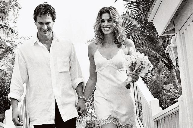 Синди Кроуфорд разводится после 20 лет брака