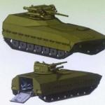 В Харькове разработана новая боевая машина