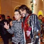 Украинский певец Melovin и Киркоров сфотографировались на память вместе
