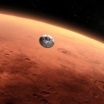 NASA отправило миссию с роботом на Марс