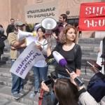 В Ереване новые протесты — на этот раз требуют отставки мэра столицы