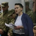 Суд продлил аррест Савченко на два месяца