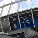 Финал Лиги чемпионов УЕФА в Киеве в прямом эфире покажут в 226 странах мира
