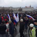 Депутаты Госдумы хотят штрафовать граждан на 100 тыс рублей за «злоупотребление правом на митинги»