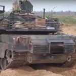 США перебрасывают военную технику в Восточную Европу