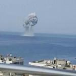 Самолет РФ разбился в Сирии с экипажем (фото)
