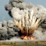 Диктатор Асад сбросил на повстанцев в районе Дераа бочковые бомбы