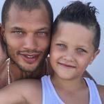 «Самый красивый преступник» Джереми Микс заплатил бывшей жене за опеку над сыном