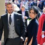 Дэвид и Виктория Бекхэм продают свою одежду со свадьбы