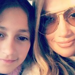 10-летняя дочь Дженнифер Лопес готовится издать свою первую книгу