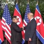 Лидеры США и КНДР договорились о полной денуклеаризации Корейского полуострова
